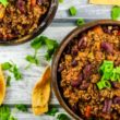 Easy Turkey Chili - Slender Kitchen