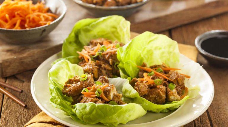 Slow Cooker Korean Chicken - Slender Kitchen