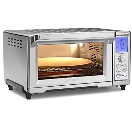 Cuisinart TOB-260N1 Chef's Convection Toaster Oven...