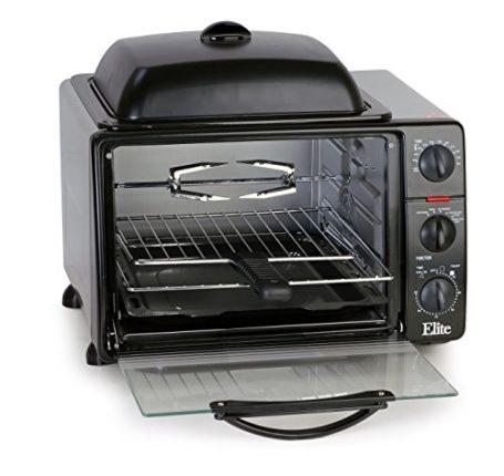 Elite Cuisine ERO-2008SC Maxi-Matic 6-Slice Toaste...