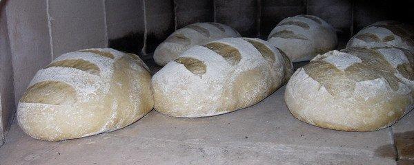 pain cuit sans buée