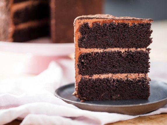 Devil's Food Cake: One Bowl, No Mixer, Diabolicall...
