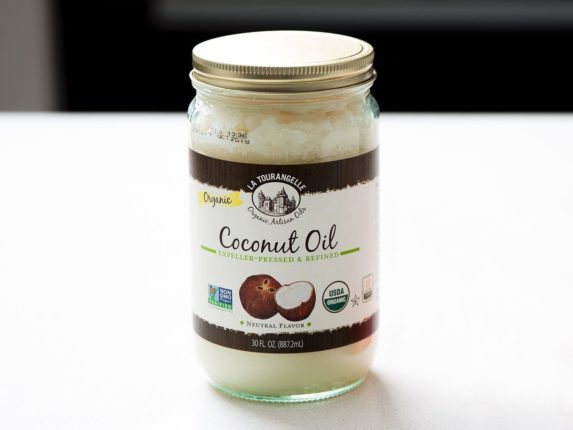 Cooking With Coconut Oil: Sweet and Savory Recipes...
