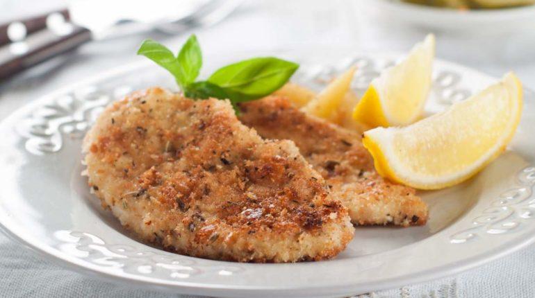 Crispy Baked Pork - Slender Kitchen