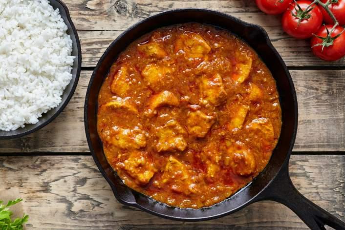 Tomato Braised Chicken Thighs make
