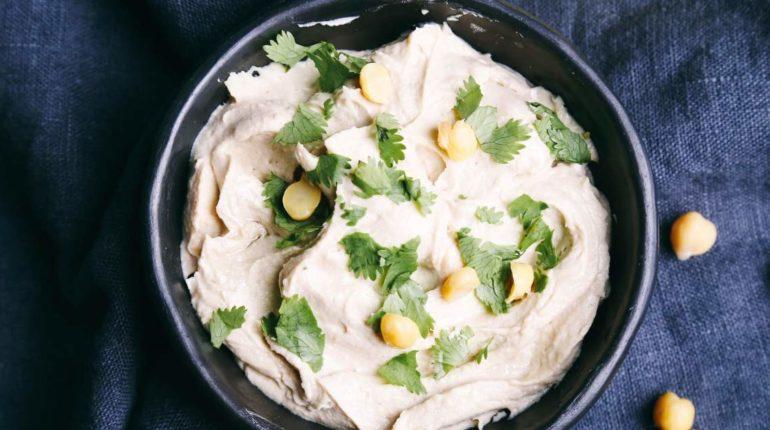 Artichoke Hummus - Slender Kitchen